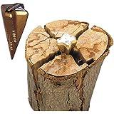 Fällkeil aus Stahl 4 kg Holzspalter Holzspaltkeil Spaltkeil