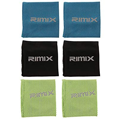 Pack Sports Wristband Set Athletic Exercise Wrist Sweatbands Basketball Yoga Tennis Running Sweat Absorbing amp Icy Touch Estimated Price £10.79 -