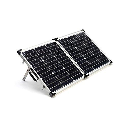 Bioenno Power 80 Watt Foldable Solar Panel for Charging Power Packs (BSP-80)