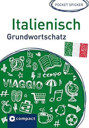 Italienisch Grundwortschatz  Pocket Spicker