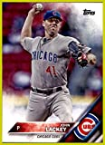 champion 470 - 2016 Topps #470 John Lackey CHICAGO CUBS 2016 World Series Champions
