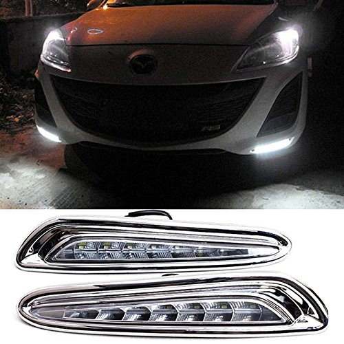 Mazdaspeed3 Led Fog Lights