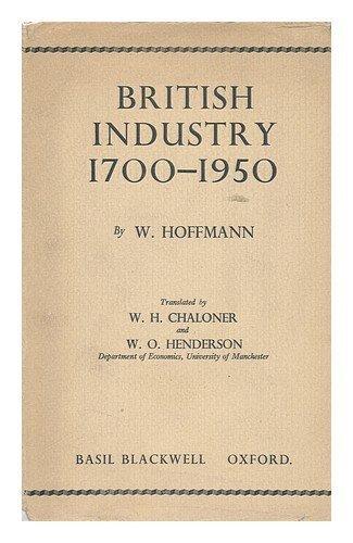 British industry, 1700-1950,