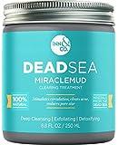 Dead Sea MIRACLEMUD Clearing Treatment 8.8 FL OZ - Blackhead Mask, Minimize Pores, Reduce Wrinkles, Improves Complexion, Acne Treatment