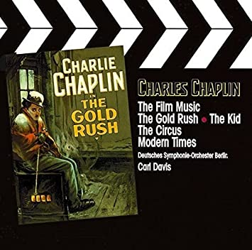 Amazon | チャップリンの映画音...