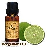 Bergamot FCF Pure Essential Oil 100% (Italy) (Citrus bergamia) (Citrus Scent) 100 ml (3 1/3 Fl Oz) Premium Grade-Beauty