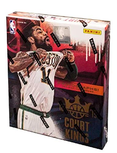2018/19 Panini Court Kings NBA Basketball box (10 cards) ()