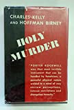 img - for Holy Murder The Story Of Porter Rockwell book / textbook / text book