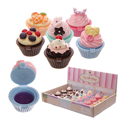 Fun Lip Gloss in Sweet Fairy Cake Halter