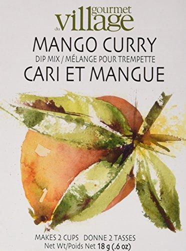 Gourmet Du Village Dip Mixes - Mango Curry 0.6 (Gourmet Du Village Dip)