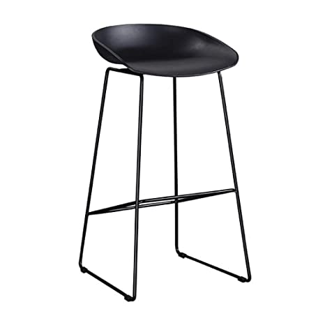 Fabulous Amazon Com Onvk High Bar Chair Metal High Stool Industrial Inzonedesignstudio Interior Chair Design Inzonedesignstudiocom