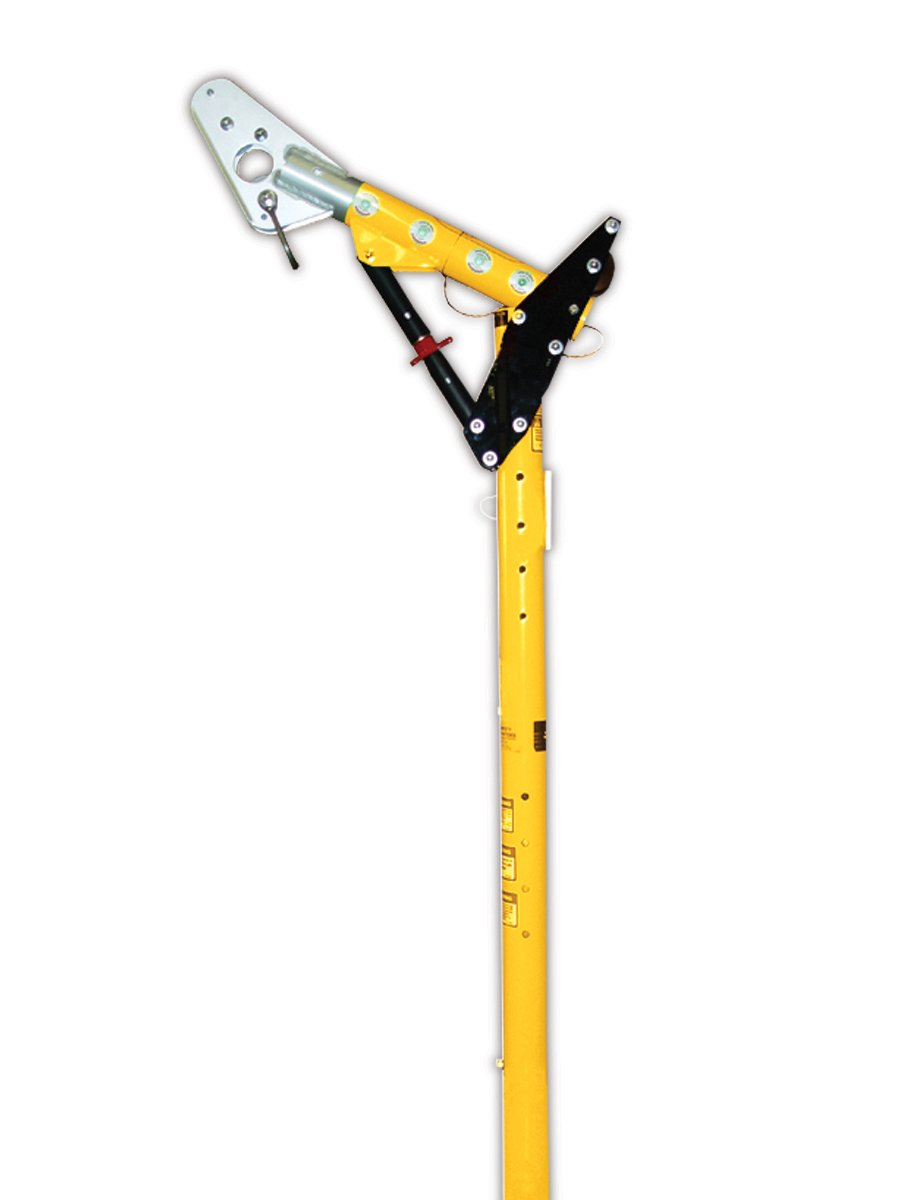 Image of Ergonomic Supports Miller Fall Protection DH-3/ Miller DuraHoist Portable Confined Space System