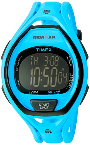neon blue watch - 2