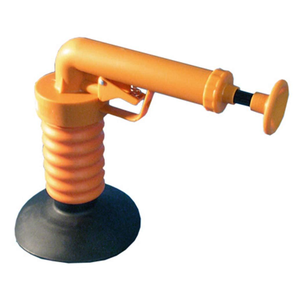 Rohrreiniger Druckluft Pistole   Drain Buster Druckluft Rohrreiniger   Abflussreiniger Pumpe, Pö mpel & Saugglocke Alternative   Ideale Rohrreinigung Broszio