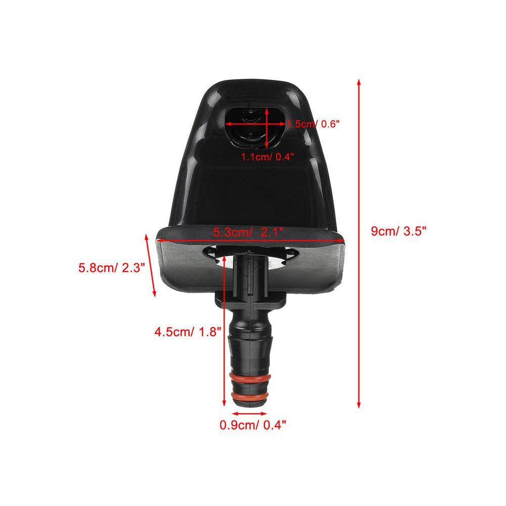 Ugello per lavafari L//R per Honda CRV CR-V II 2 MK2 01-05
