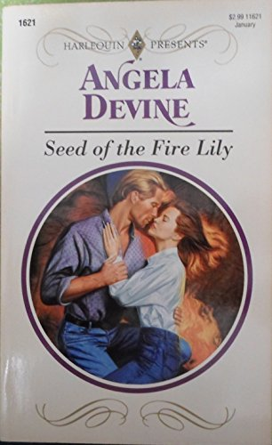 book cover of Seed of the Fire Lily