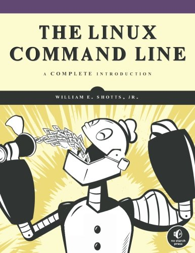 Jr Shell (The Linux Command Line: A Complete Introduction)