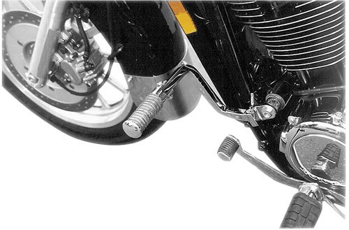 Highway Enterprises Mc Bars (MC Enterprises Standard Hi-Way Bars - O-Ring Pegs 3355)