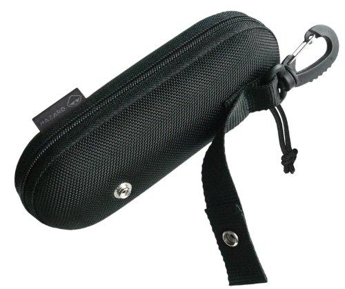Hazard 4 (ACS-MPOD-BLK) Mil-Pod Sunglasses Multi-Mount Case, - Sunglasses Case Belt