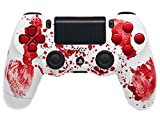 'Bloody Hands' Ps4 Custom UN-MODDED Controller Exclusive Design