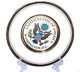 Presidential Seal Plate