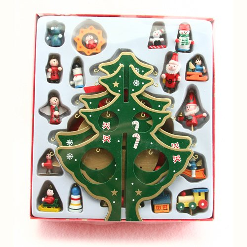 - Amazon.com: Gisela Graham Christmas Tree Music Box: Toys & Games