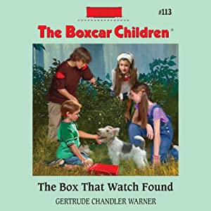 The Box That Watch Found Audiobook