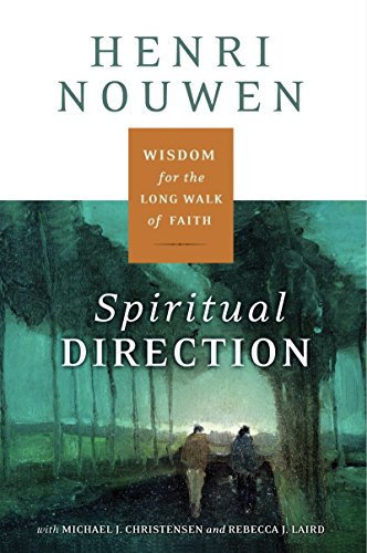 Spiritual Direction by [Nouwen, Henri J. M.]