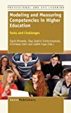 Modeling and Measuring Competencies in Higher Education, , 9460918662