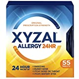 Xyzal Allergy Tablet, 55 Count Reviews