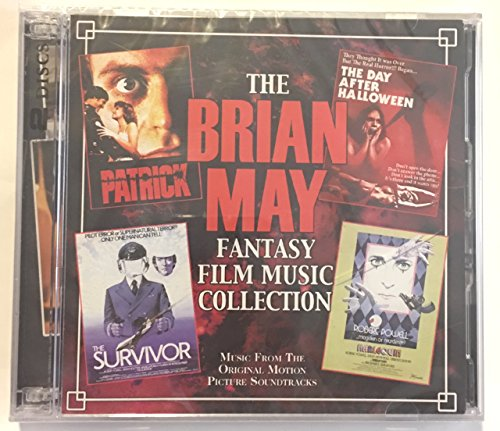 Brian May Fantasy Film Music Collection