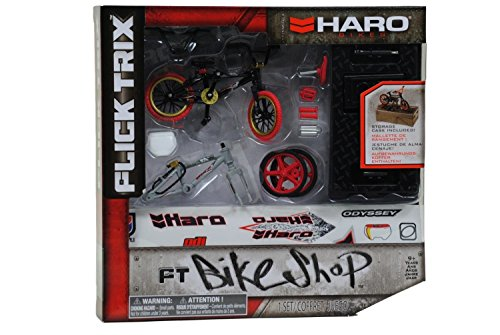 Flick Trix Bike Shop Haro Bikes Set