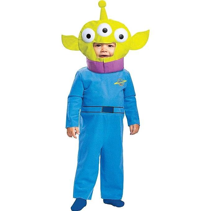 Amazon.com: Disfraz de bebé extraterrestre, Toy Story 4 ...
