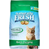 BLUE Naturally Fresh Quick-Clumping Cat Litter 26-lb