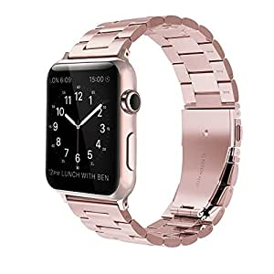 Watch Band,Stainless Steel Strap Wrist Band