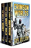 jay allan crimson worlds - Crimson Worlds Collection II: Crimson Worlds Books 4-6 (Crimson Worlds Collections Book 2)