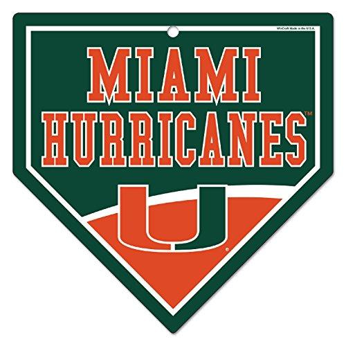 Wincraft Miami Hurricanes 9.25