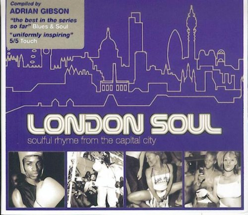 London Soul: Soulful Rhyme from the Capitol City { Various Artists }