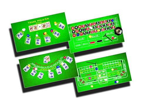 classic games collection - 4 casino games set