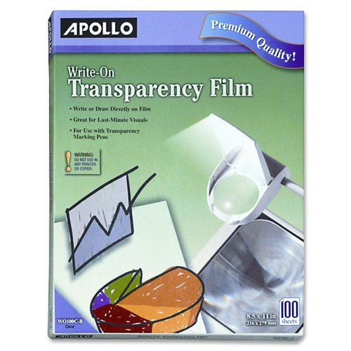 apollo-write-on-transparency-film-85-x-11-inches-clear-100-sheets-per-box-vwo100c-be