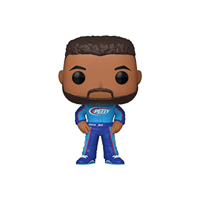 Funko POP! NASCAR: Bubba Wallace Jr.: Toys & Games