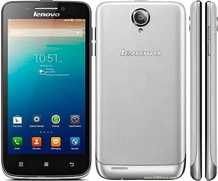 Lenovo S650  Silver  Smartphones