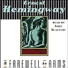 A Farewell to Arms Hörbuch von Ernest Hemingway Gesprochen von: John Slattery