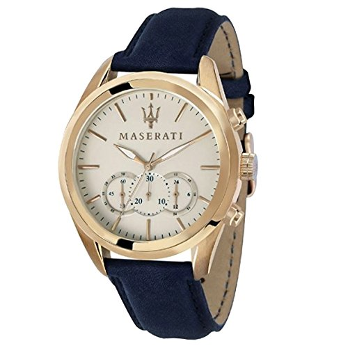 MASERATI TRAGUARDO 45 mm CHRONOGRAPH MEN'S WATCH