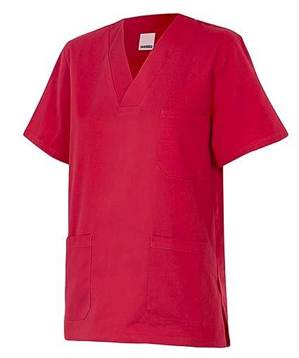 Velilla 589/C24/T10 - Camisola pijama de manga corta con escote en pico