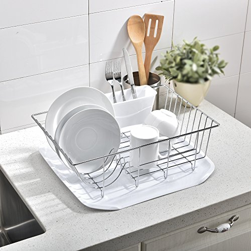 Compare Price To Side Draining Dish Rack Tragerlaw Biz