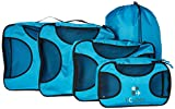 PCubes - Packing Cubes Set - Travel Cube - Luggage Organizer