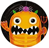 Amscan International 7-inch Plate Boo Crew