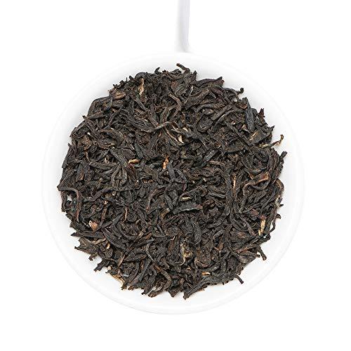 Original English Breakfast Black Tea Leaves (200+ Cups) I STRONG BLACK TEA I RICH & AROMATIC Loose Leaf Tea I Serve as ICED TEA, Hot Tea or Kombucha Tea I World's Finest Black Tea I FTGFOP1 Long Leaf Grade, 16 oz