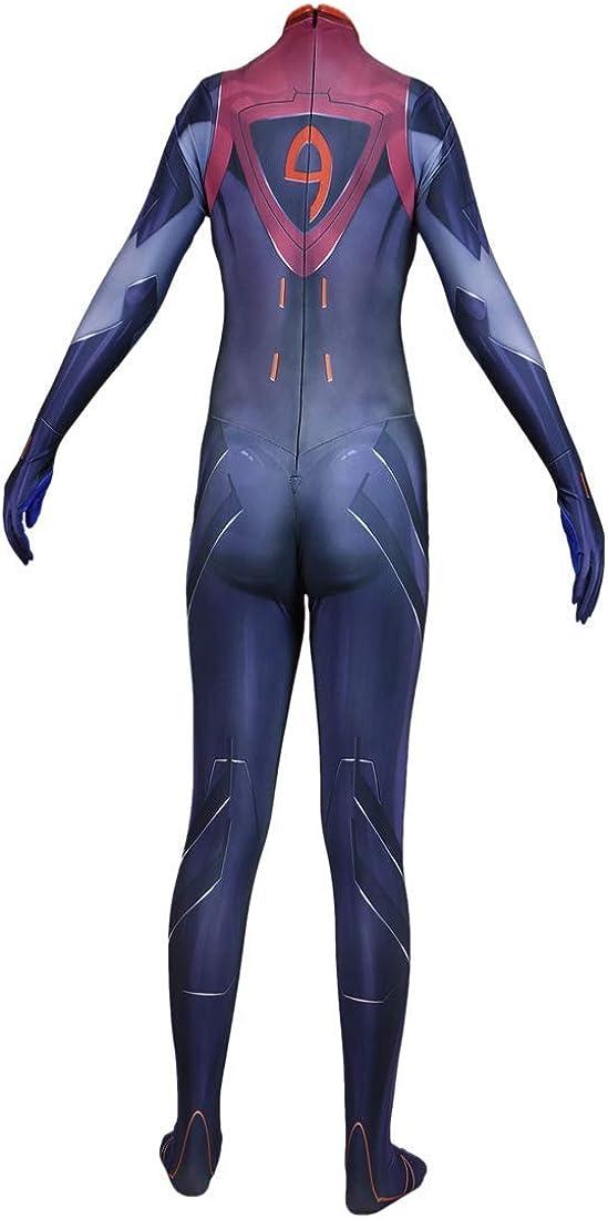 Amazon.com: Disfraz de Rei Asuka Cosplay | Body Zentasuit ...